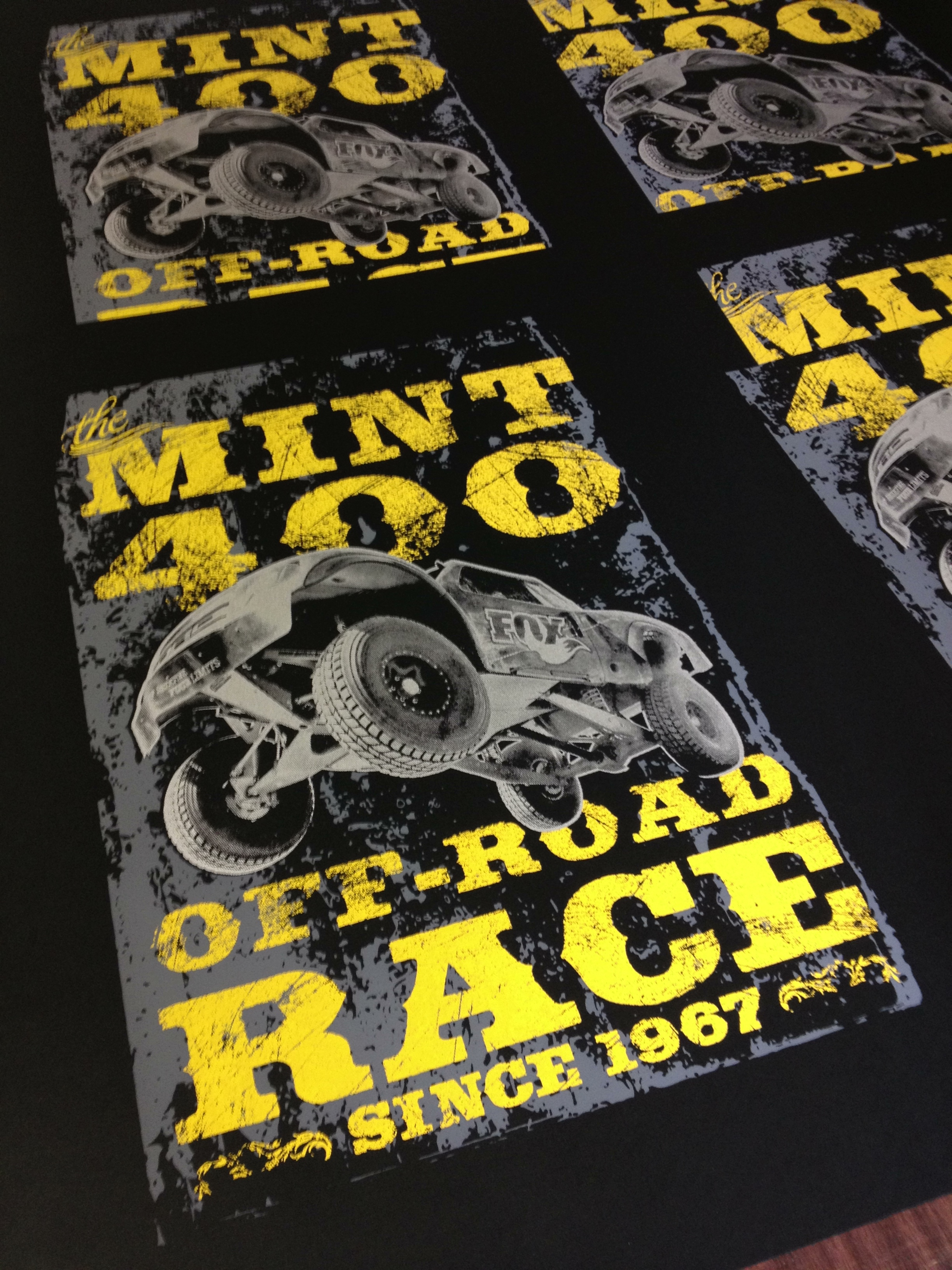 Mint 400 Poster
